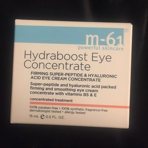 NIB m-61 Hydraboost Eye Concentrate